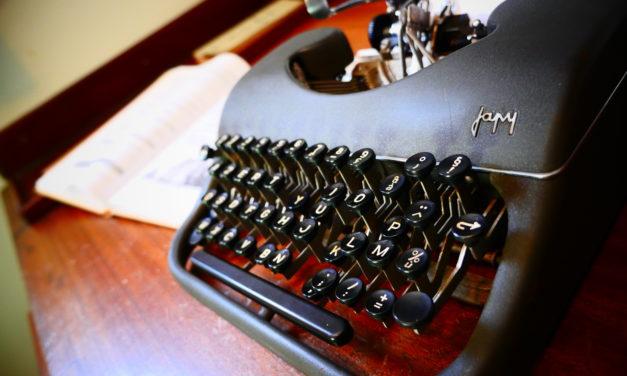 Mardi web… L'écriture intérieure